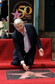 Composer Randy Newman Gets His Star