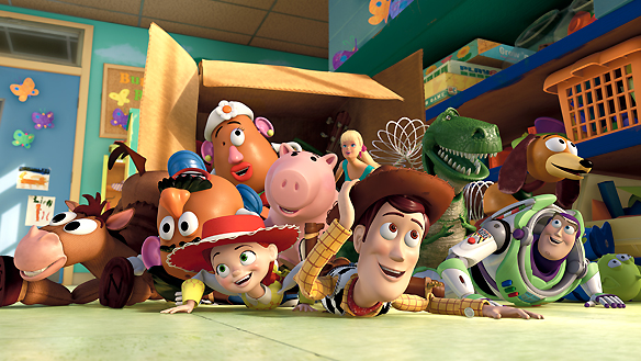 Film Review – Toy Story 3