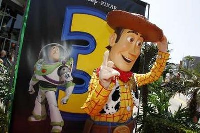 Toy Story 3's World Premiere