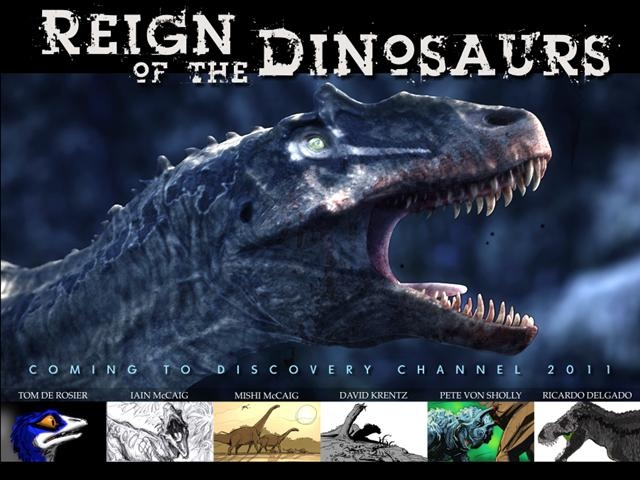 First Look: Reign of the Dinosaurs