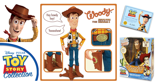 A Look At The Toy Story Collection