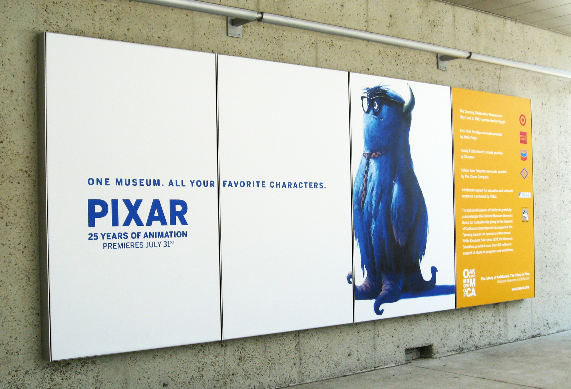 """PIXAR: 25 Years of Animation"" Exhibit Review"