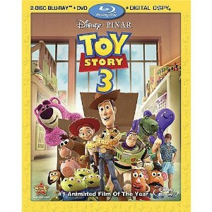 Toy Story 3 DVD/Blu-Ray Coming Nov. 2nd? (Confirmed)