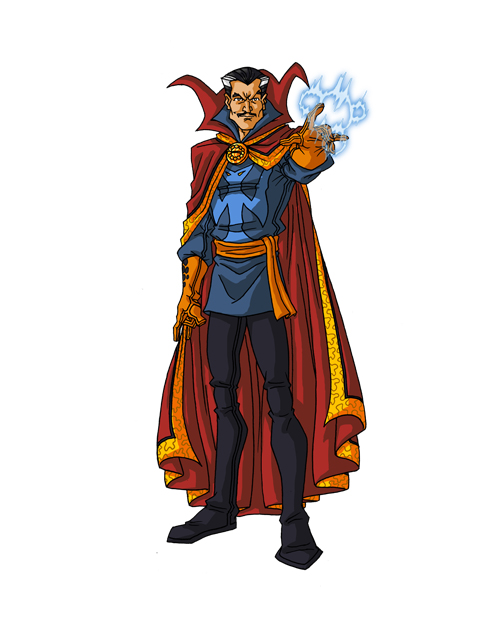 Rumor: Pixar Thinking Of Making Doctor Strange Film?