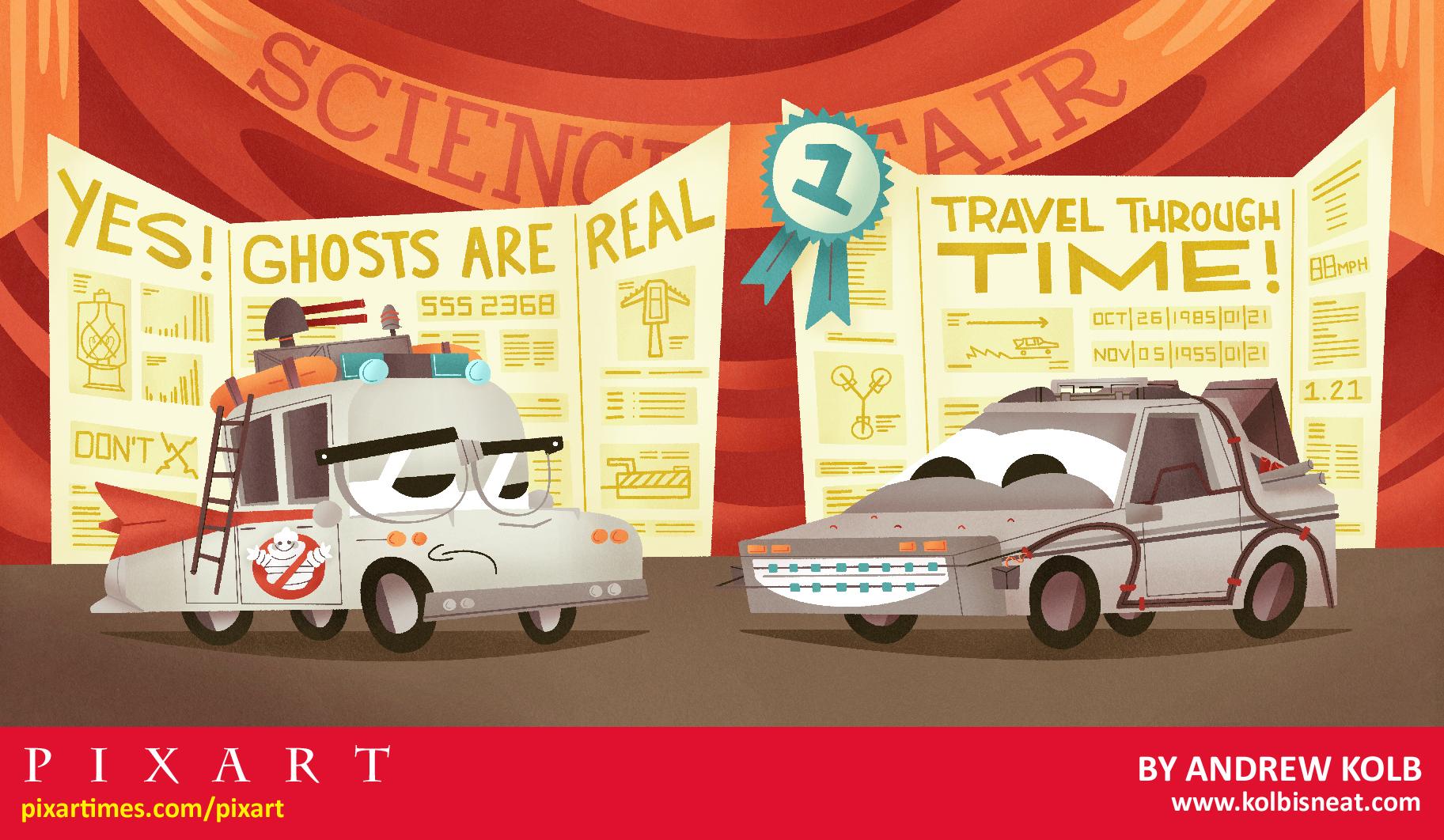 PixArt: Cars 2 Countdown – 10…