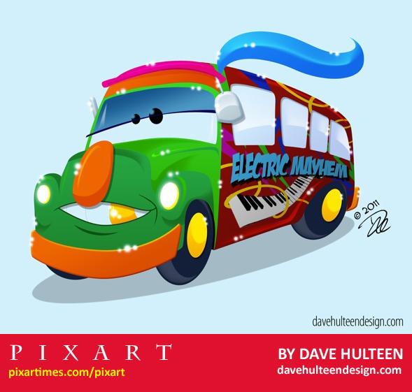 PixArt: Cars 2 Countdown – 3…
