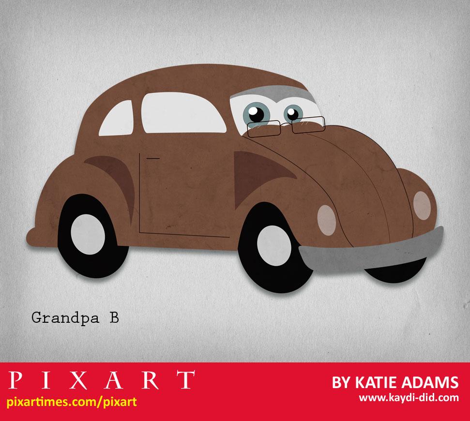 PixArt: Cars 2 Countdown – 5…