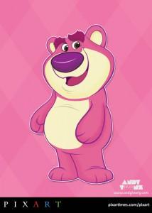 Lots-O-Huggin Bear by Arnaldo Gonzalez