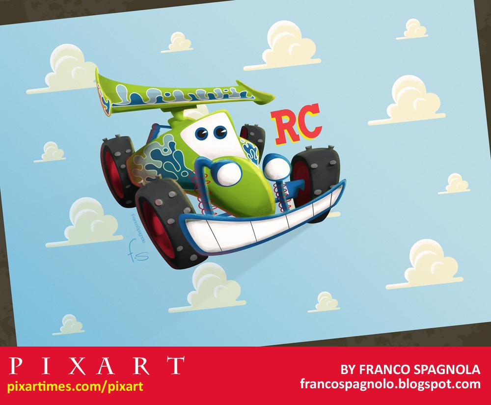 PixArt: Cars 2 Countdown – 4…