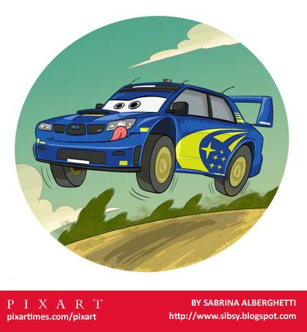 PixArt: Cars 2 Countdown – 16…