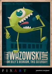 Wazowski Live! By MUD!