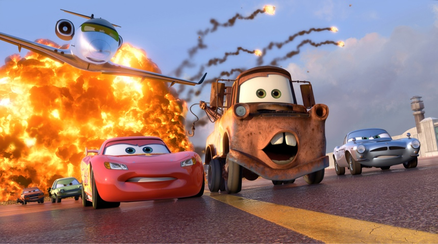 Cars 2 First Image & Synopsis