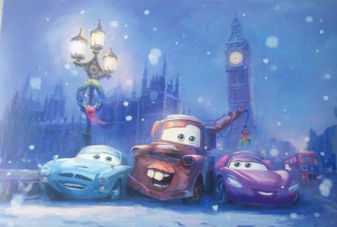 Happy Holidays From The Pixar Times