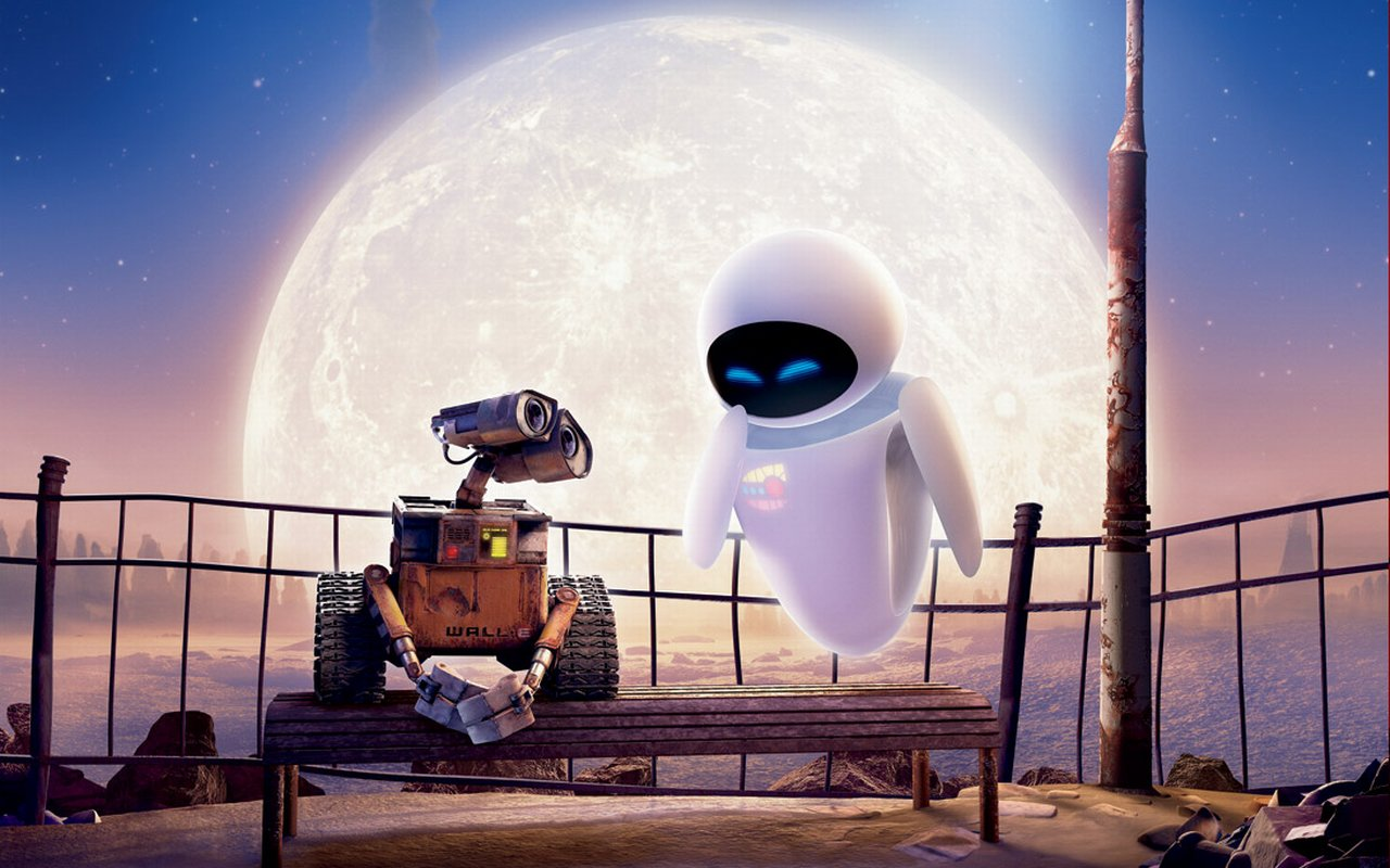 Wall-E Named Best Movie Of The Decade By TIME