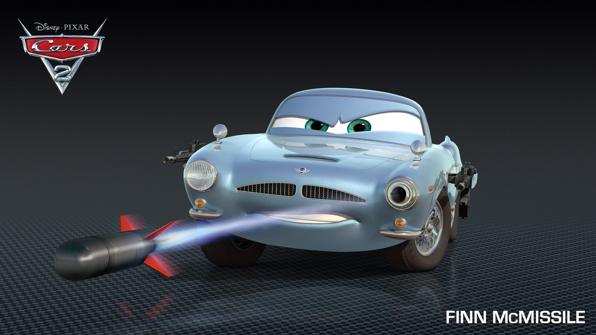 New Cars 2 Characters Get Some Images & Descriptions