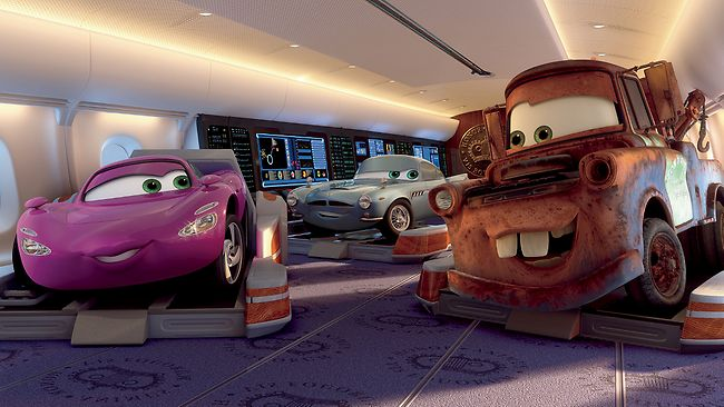 Herald Sun Debuts Exclusive Cars 2 Image