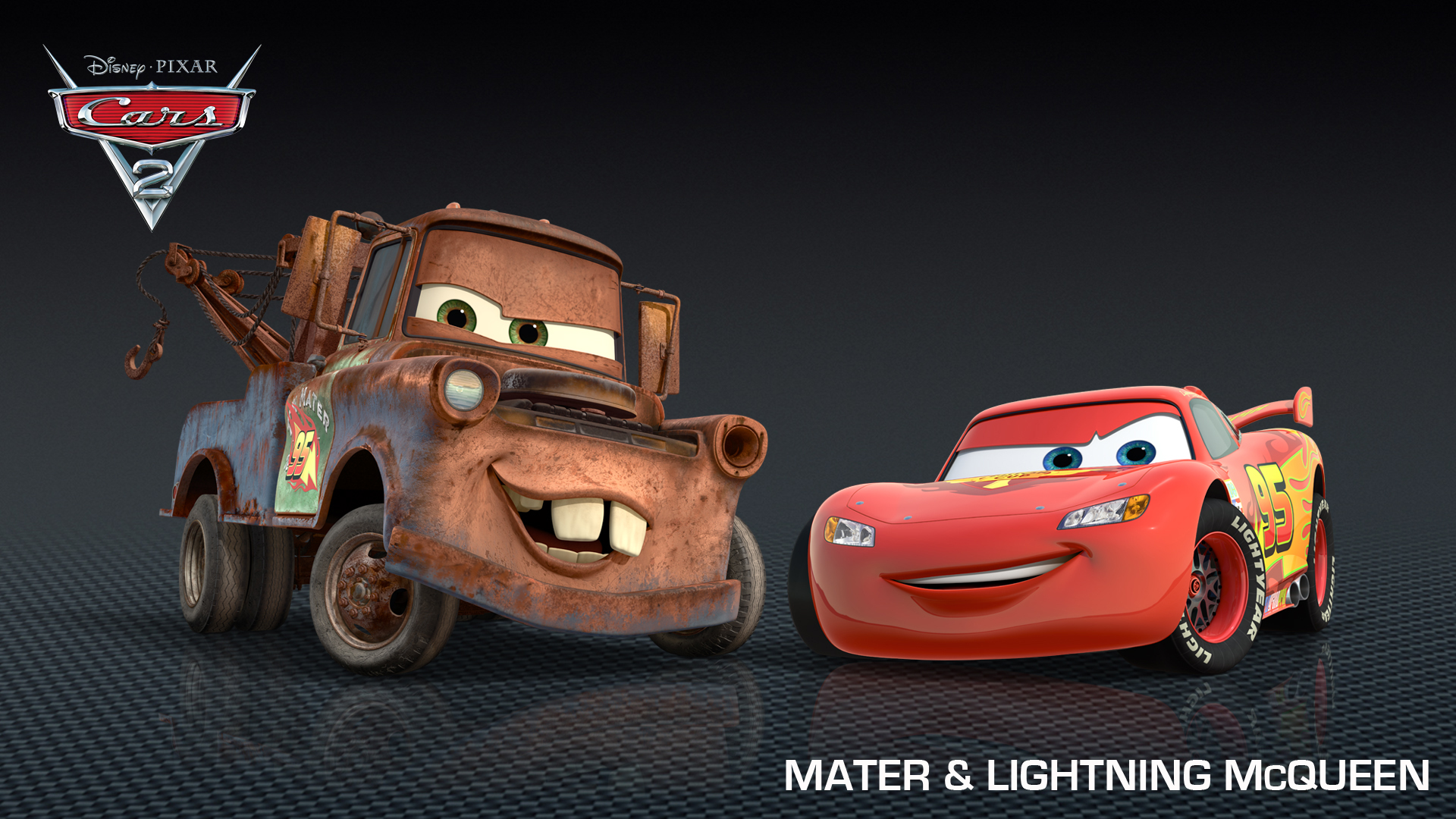 More Cars 2 Character Images, Descriptions, Video