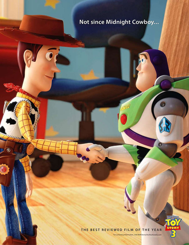 Two Additional Toy Story 3 Ads Revealed
