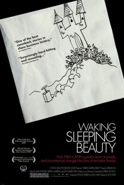 Review: Waking Sleeping Beauty DVD