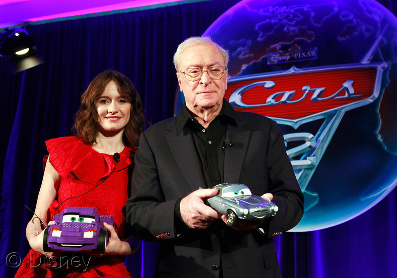 Special Cars 2 Panel Held In New York City