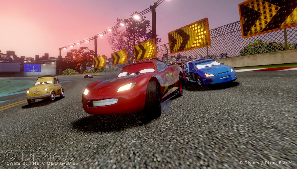 Cars 2 Video Game Developer Diaries: Parts 1 and 2