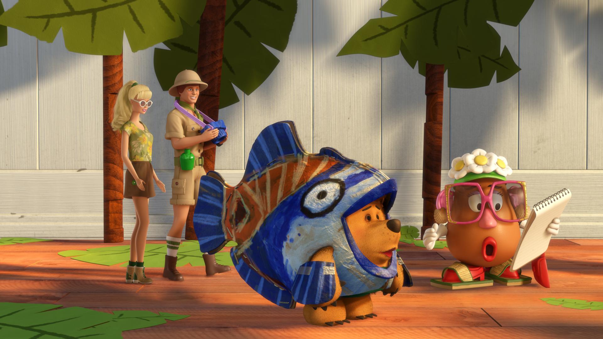 Short Review: Toy Story Hawaiian Vacation