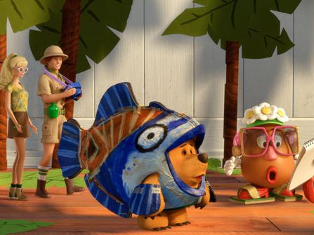 "First Look: Toy Story Short ""Hawaiian Vacation"""