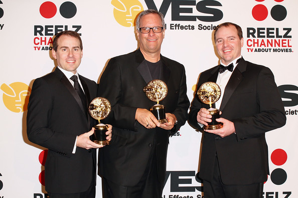 Day & Night Honored At 2011 VES Awards