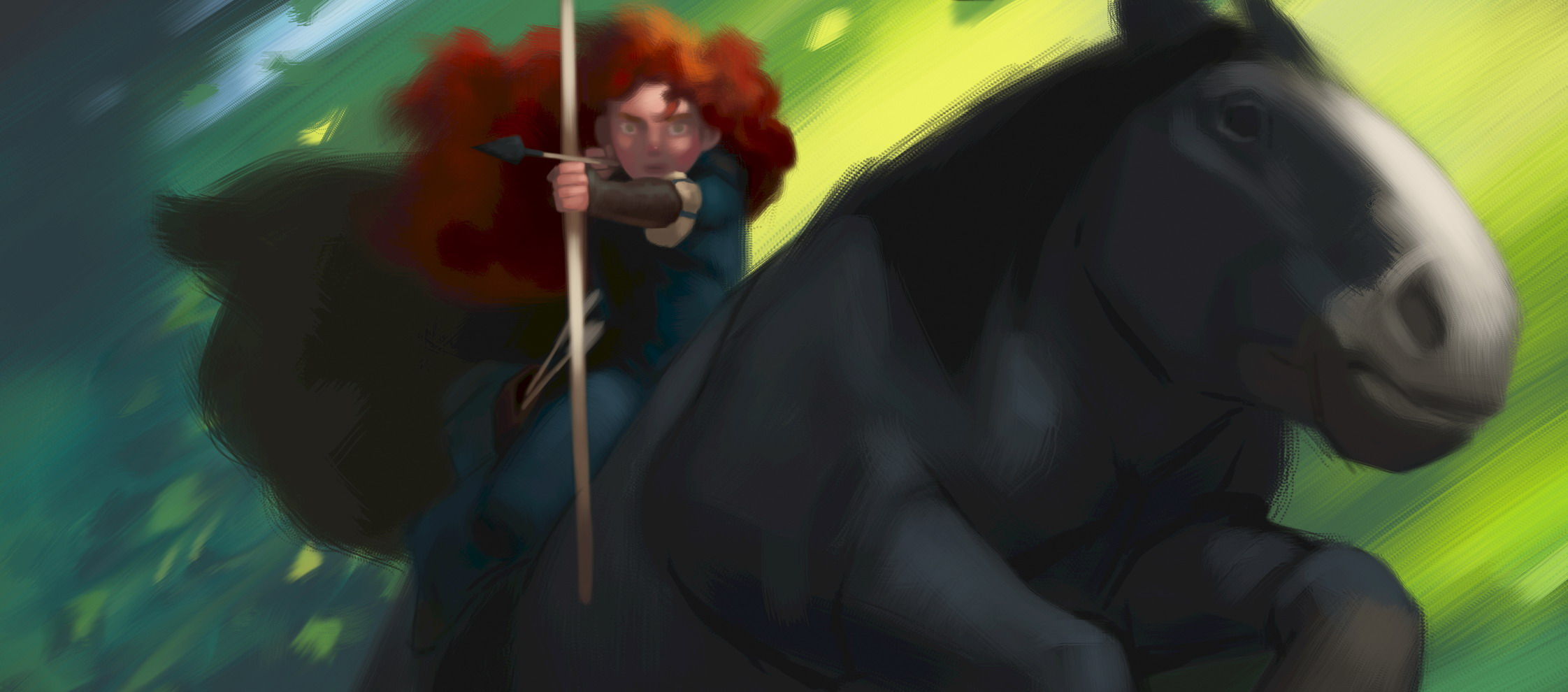 Watch: New 'Brave' Featurette Talks Merida's Story, Shows New Footage