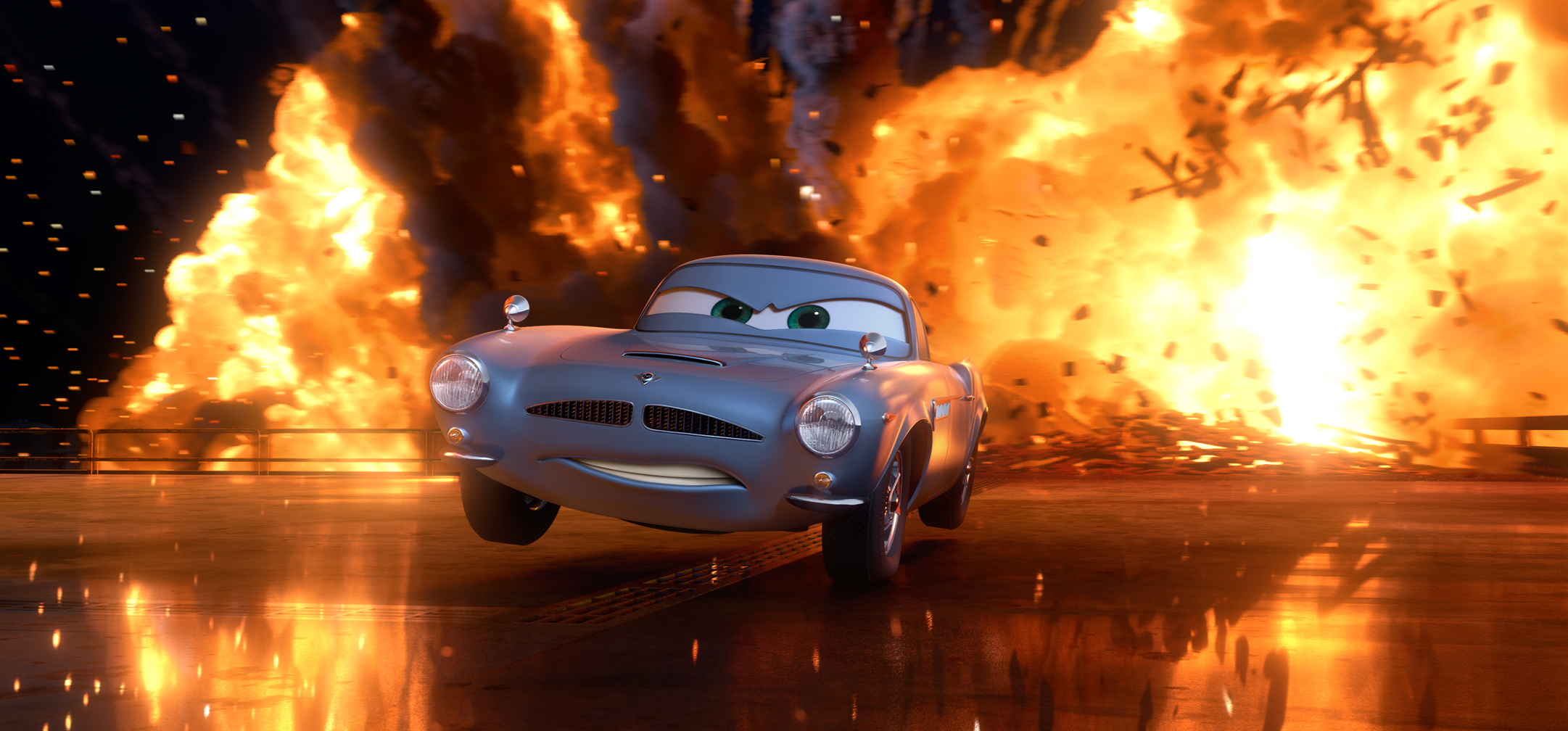 Film Review: Cars 2
