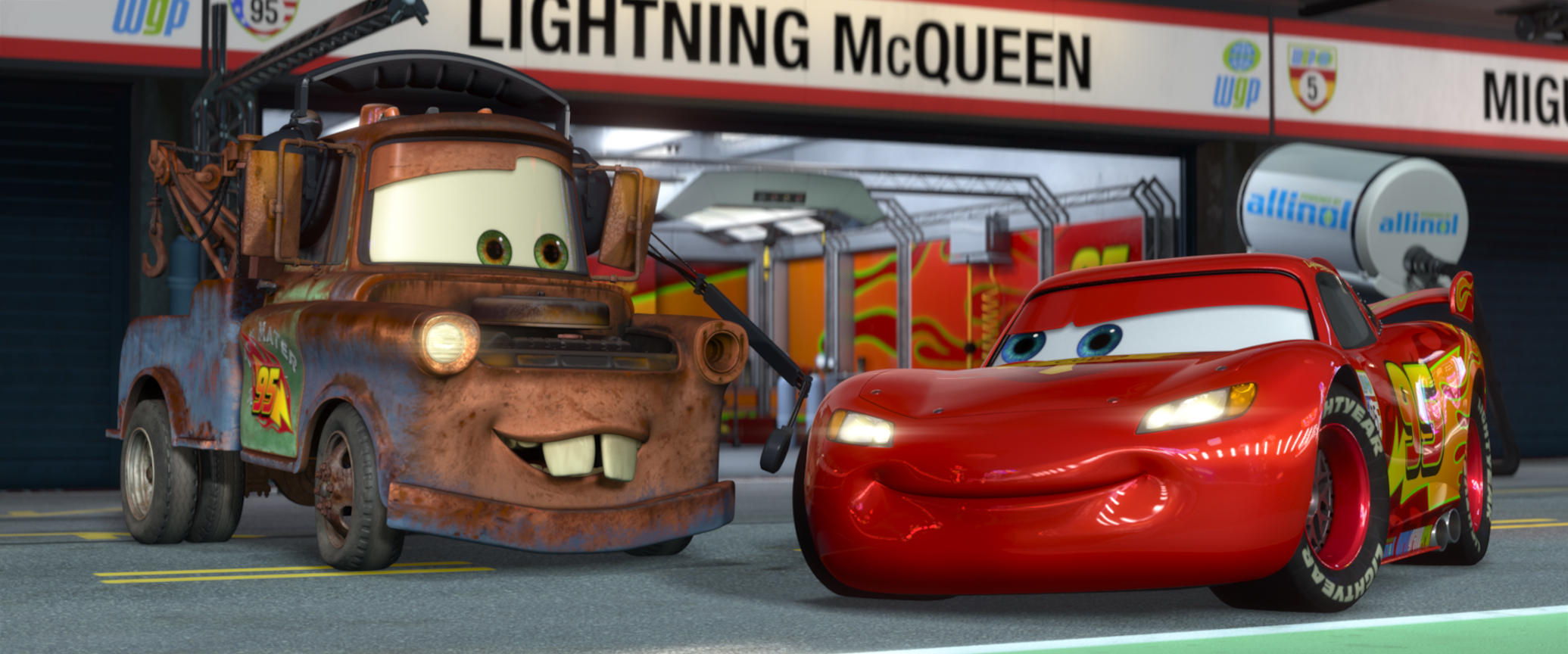 Cars 2 Clocks In At Under 2 Hours