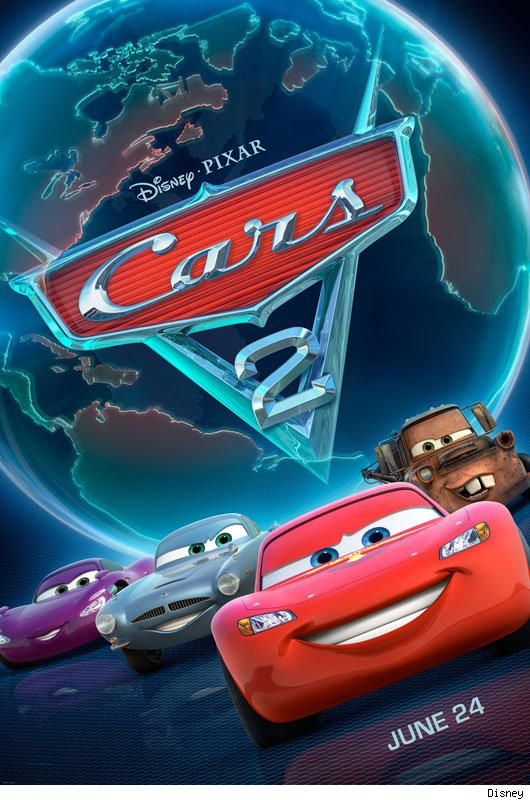 Cars 2 Tickets Go On Sale, Midnight Showings Confirmed