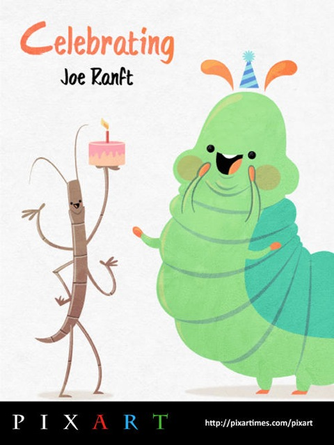 PixArt: Special Feature – Joe Ranft's Heimlich