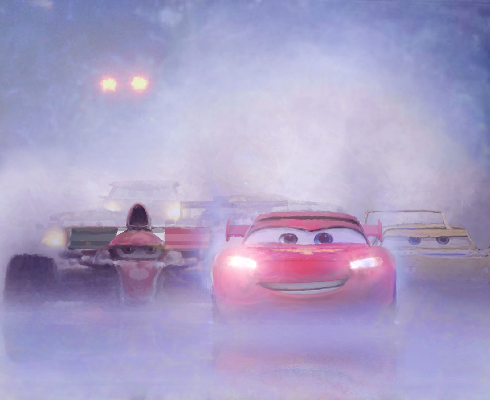 Disney/Pixar Releases Plethora Of Cars 2 Concept Art