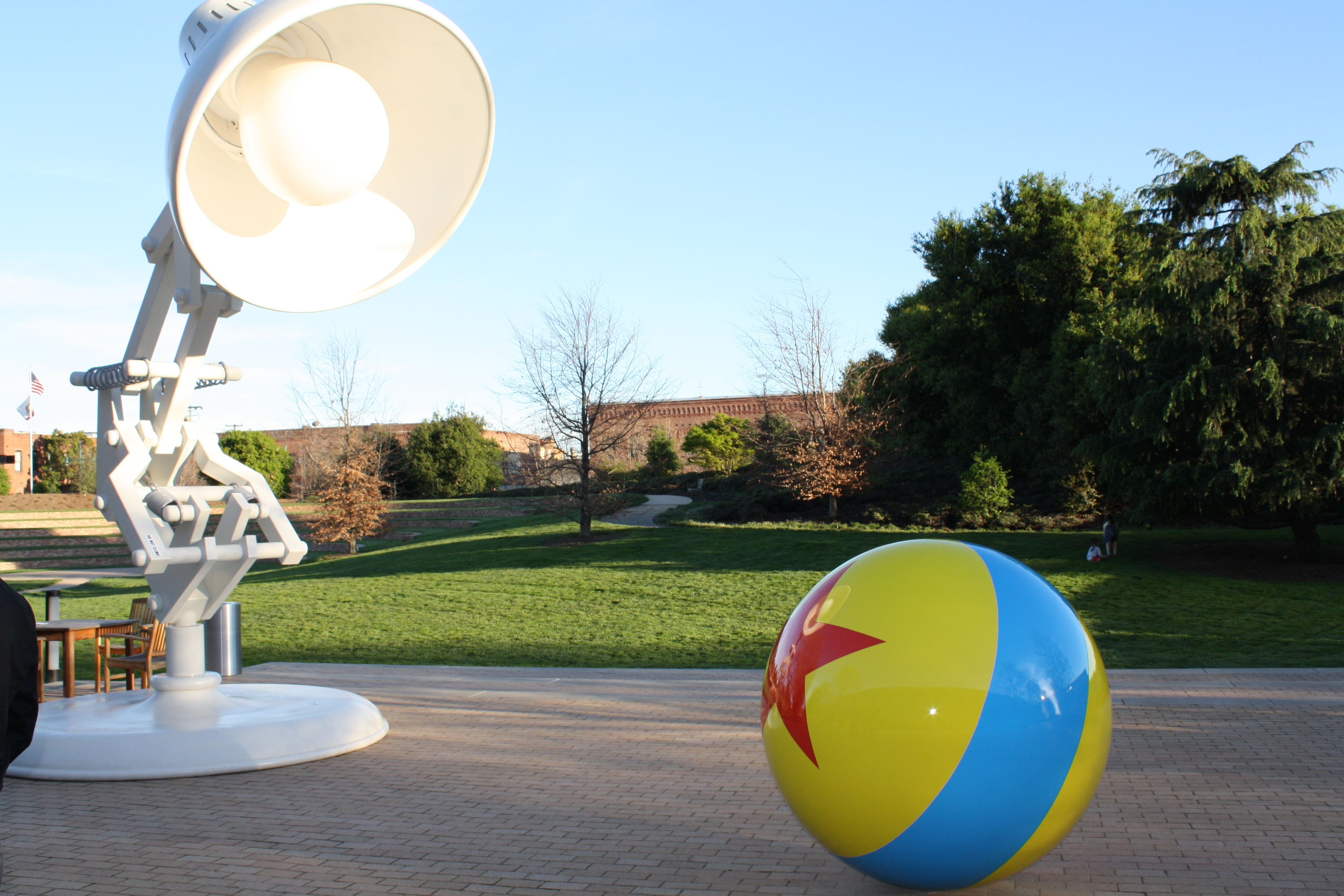 Pixar Animation Studios Press Junket 2011: Introduction