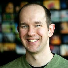 Scott Clark Supervising Animation on Monsters University