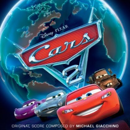 Cars 2 Soundtrack Available For Pre-order On iTunes & Amazon [Update: Download It Now!]