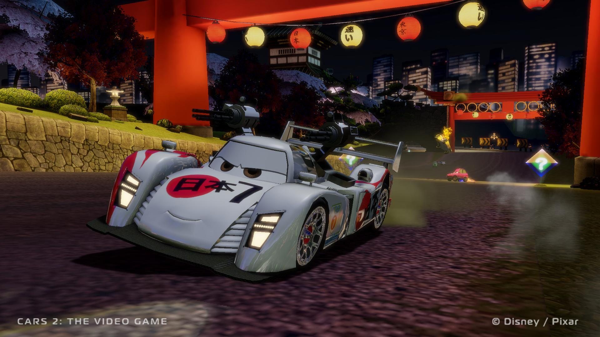 Cars 2 Video Game Set To Impress