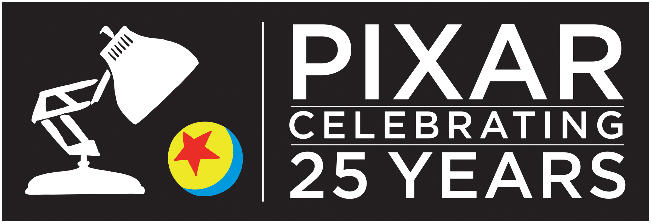 First Look: Pixar 25th Anniversary Logo