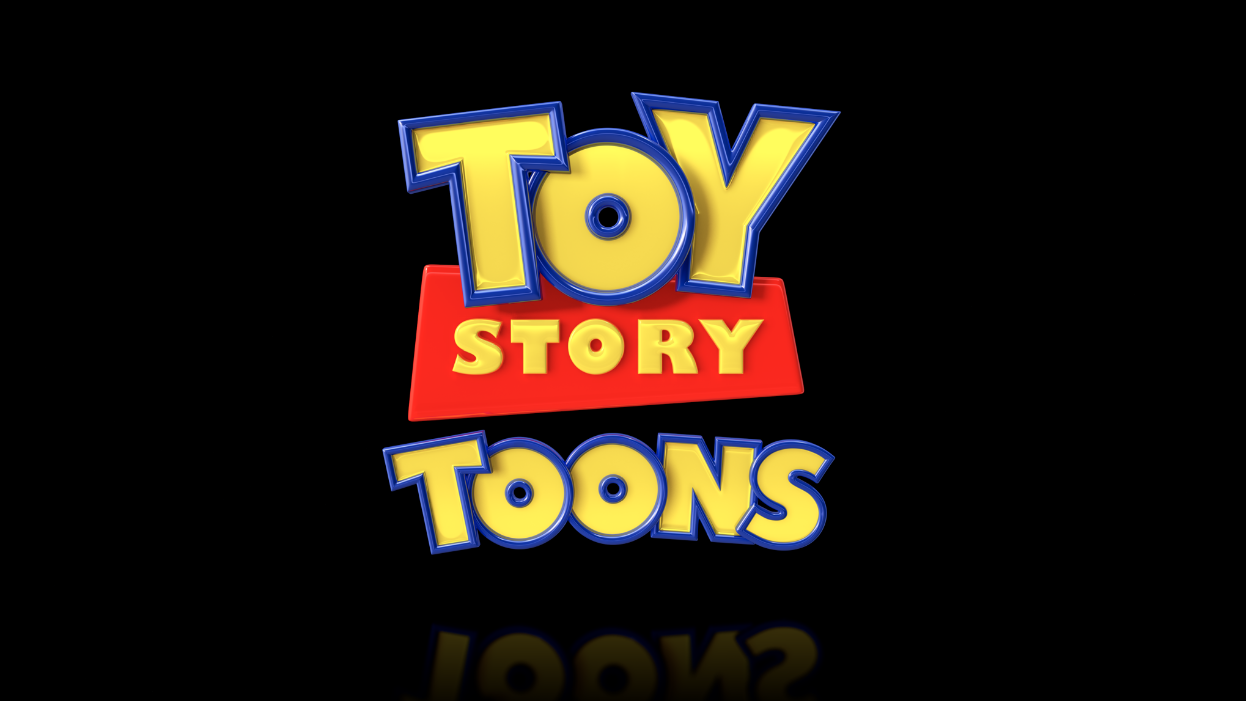 First Look: Toy Story Toons Logo