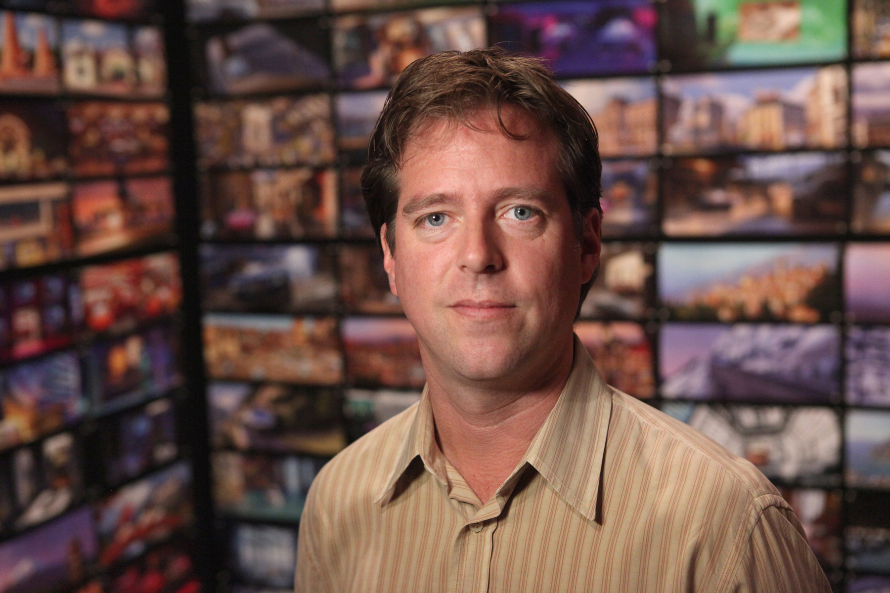 Exclusive: Story Supervisor Nate Stanton Talks Cars 2