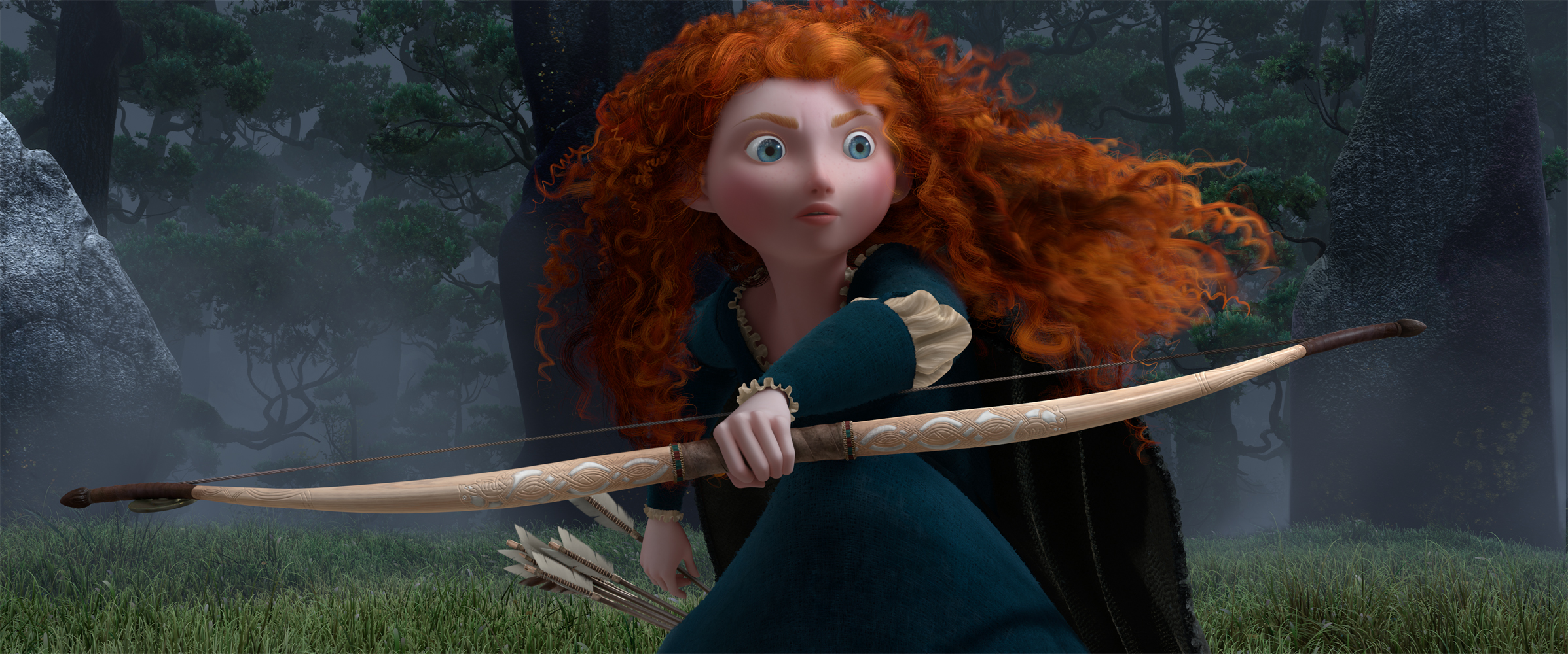 Pixar Rewrote Its Animation System For First Time In 25 Years For 'Brave'