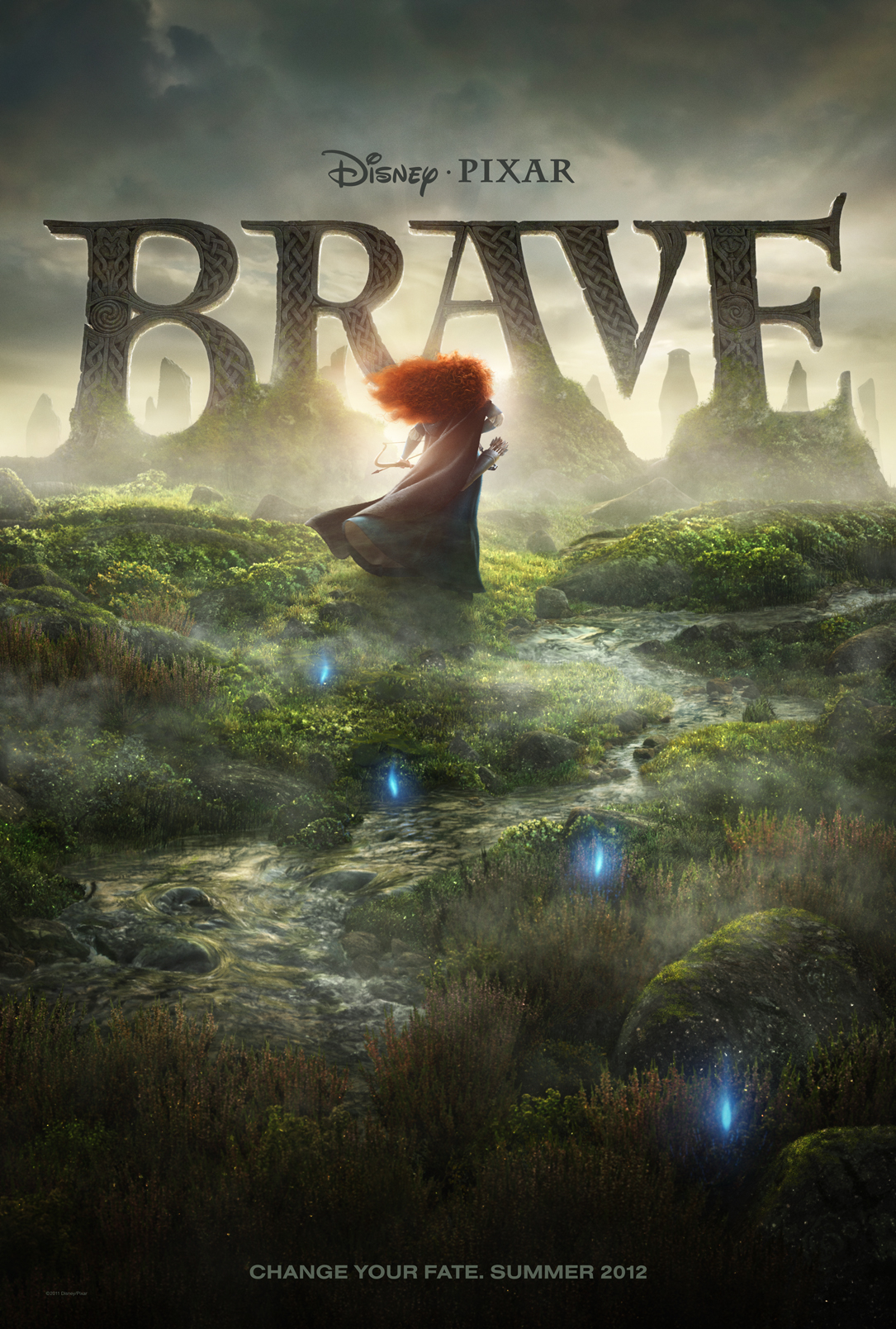 New 'Brave' Trailer Attached To 'Muppets'?