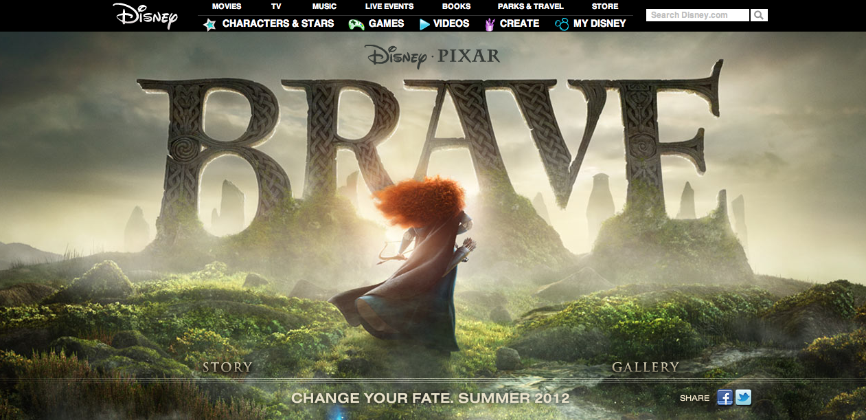 Official Brave Website Launches