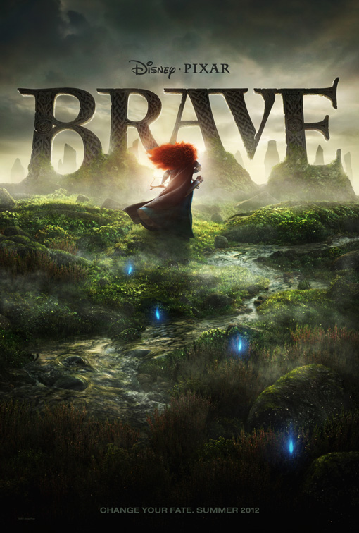 D23 2011: Pixar Previews Brave & Monsters University, Announces Two Brand New Films