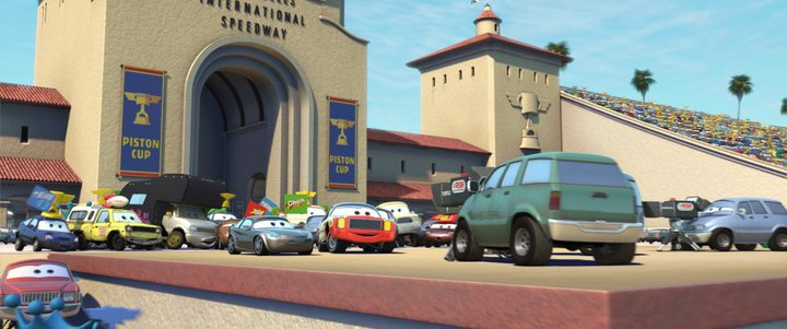 Discuss: Cars 2 Easter Eggs