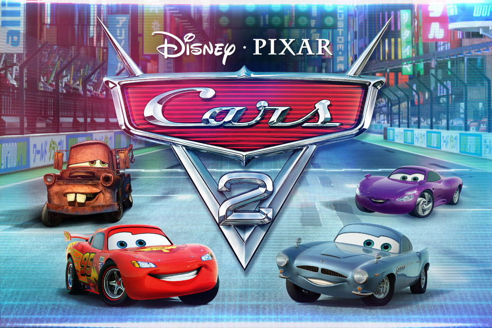 Cars 2 Speeds Onto The App Store