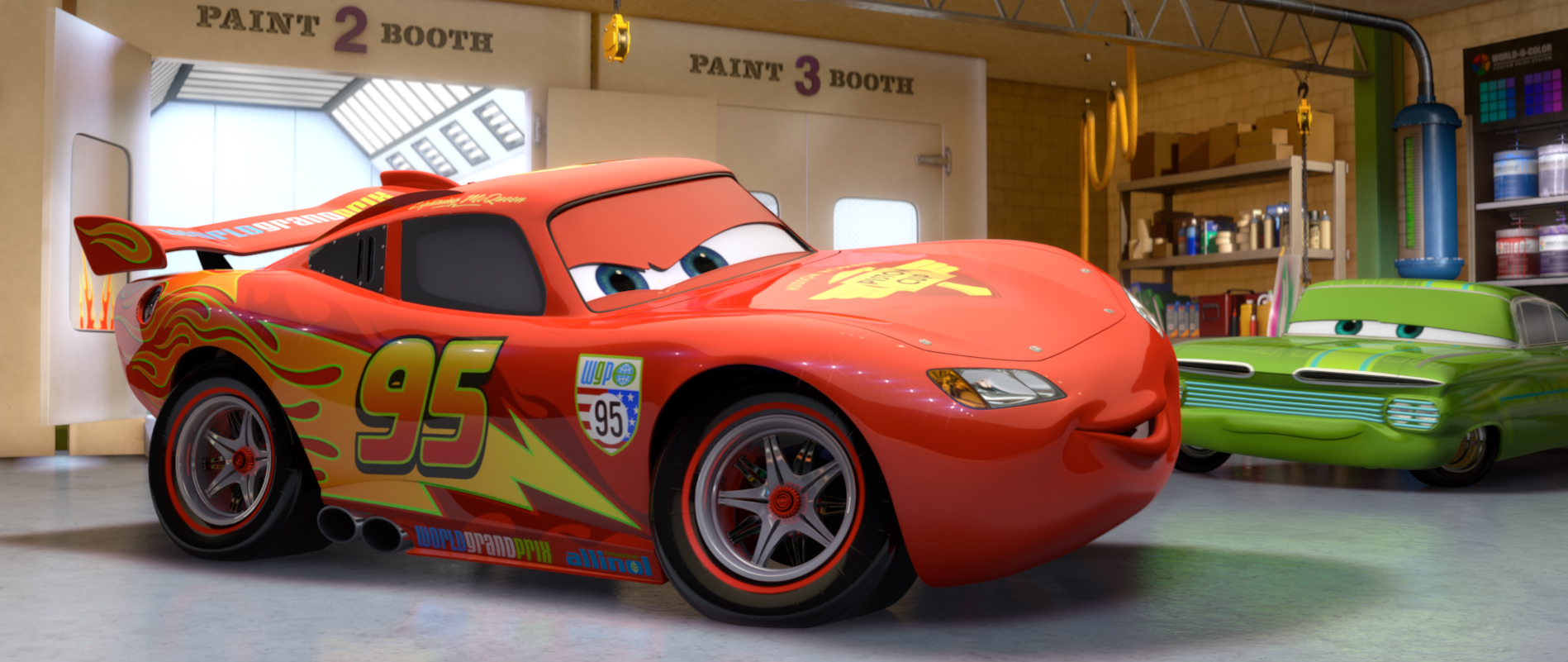 Pixar Developing 'Cars 3'?