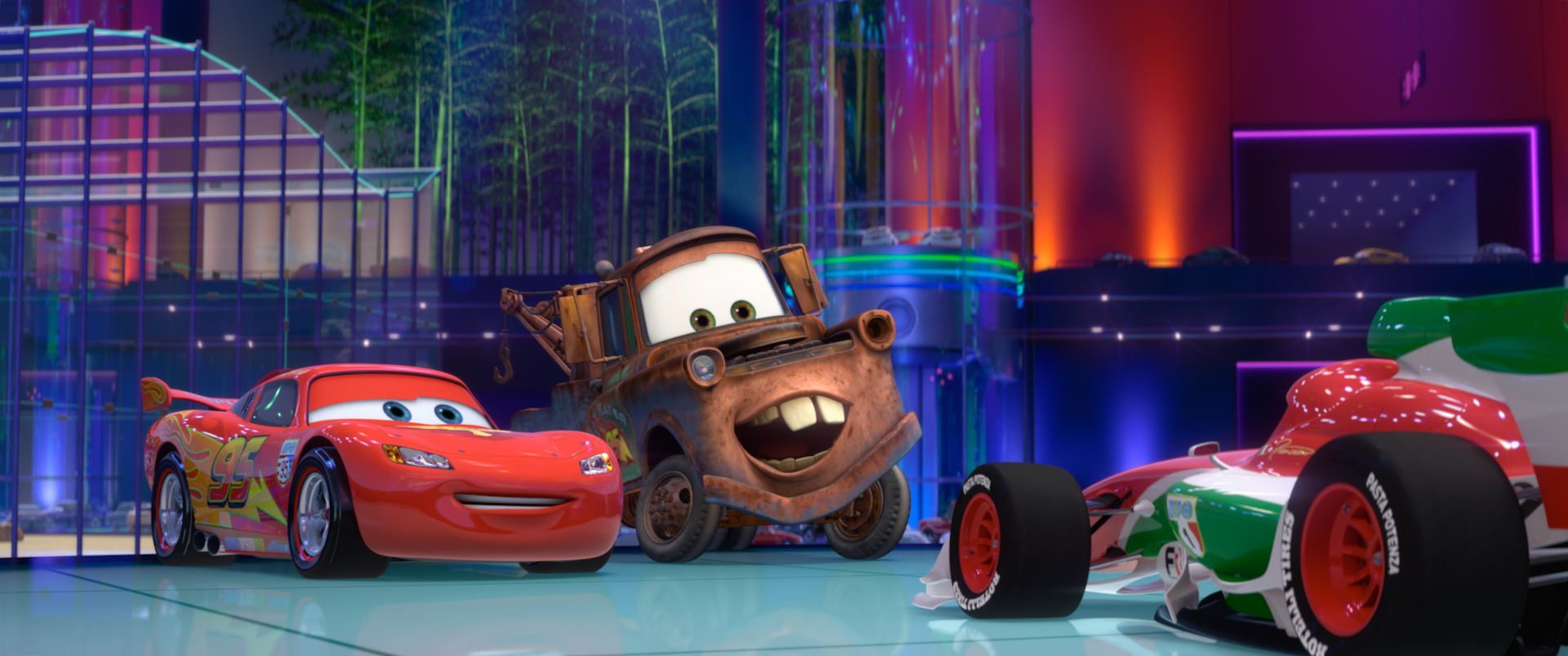 Cars 2 Grosses Estimated $68 Million On Opening Weekend (Updated)