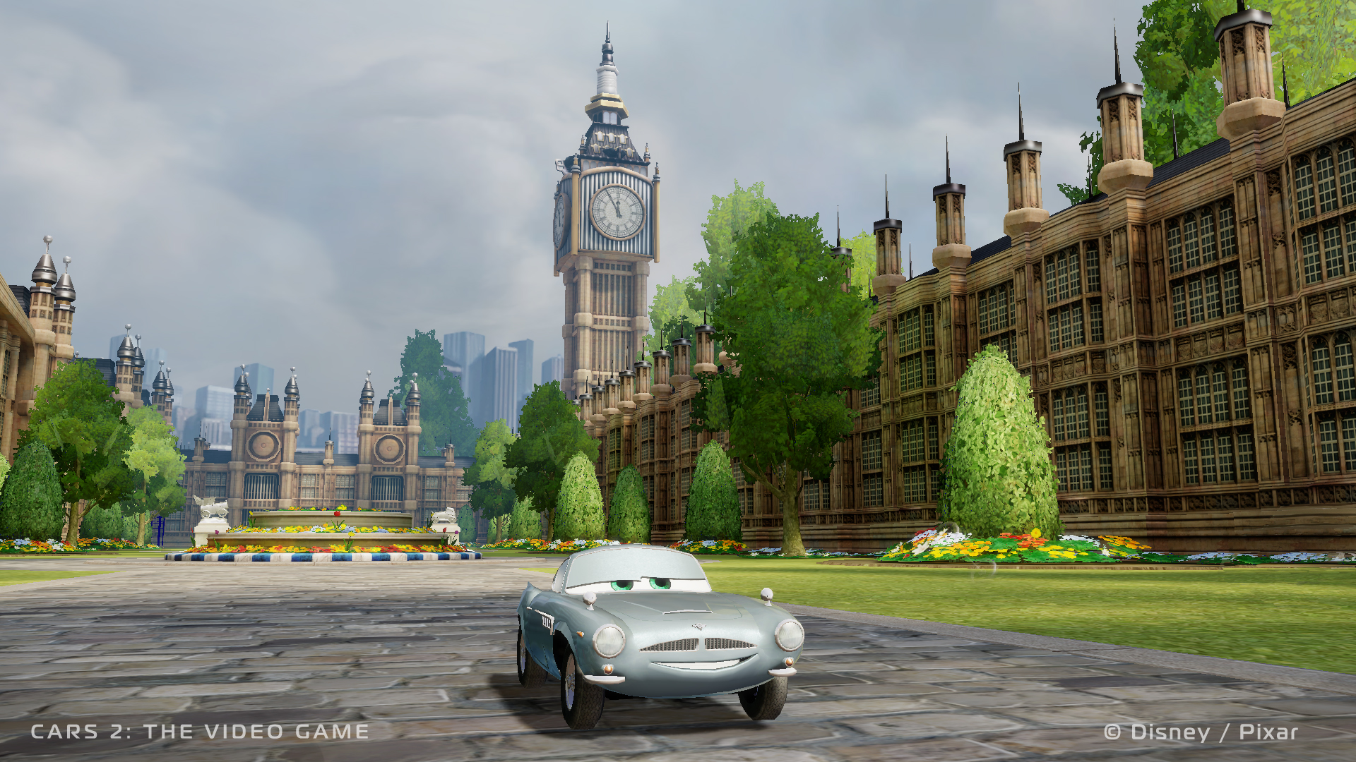 Game Review: Cars 2 Video Game